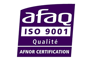 MI-GSO | PCUBED FR ISO 9001 Logo