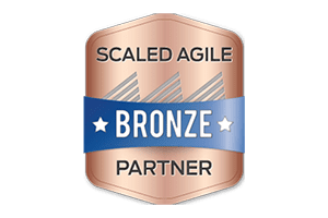 Scaled Agile Logo Bronze