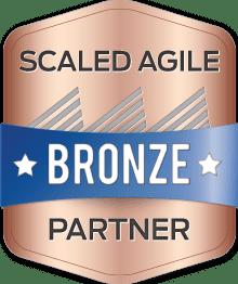 Scaled Agile Partner Badge Bronze