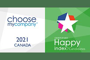 Happy Candidates Canada 2021