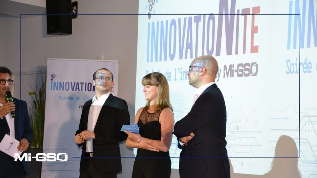 InnovatioNite Conference in Toulouse