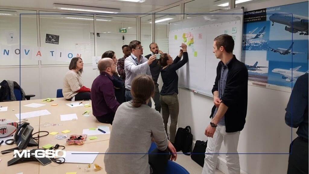 InnovatioNite Brainstorming Session