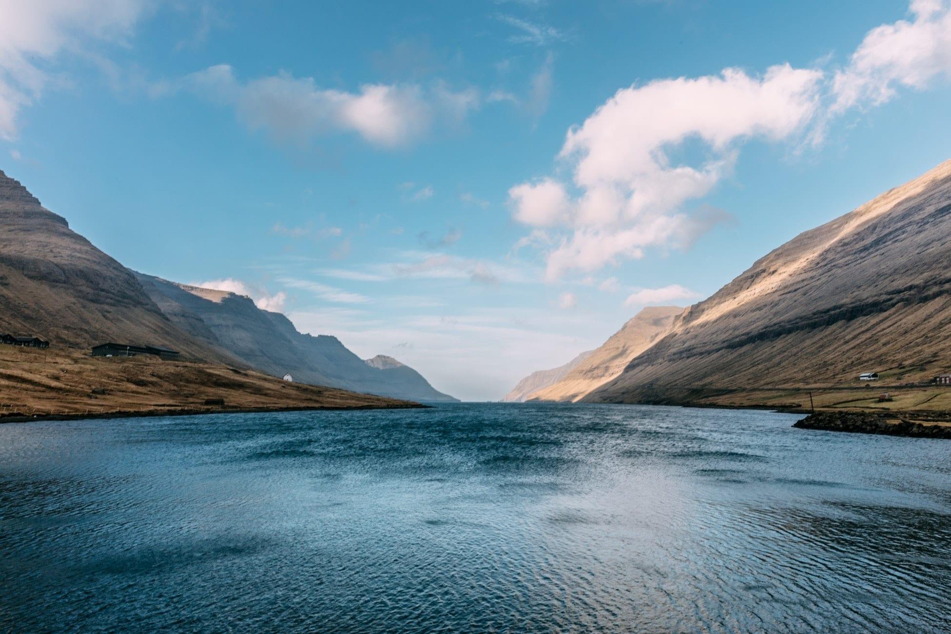 Faroe Islands water