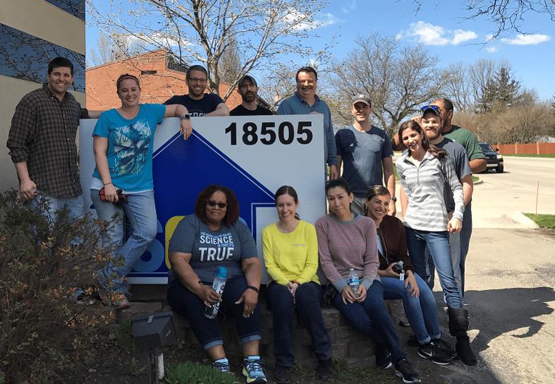 South Oakland Shelter Detroit Volunteers