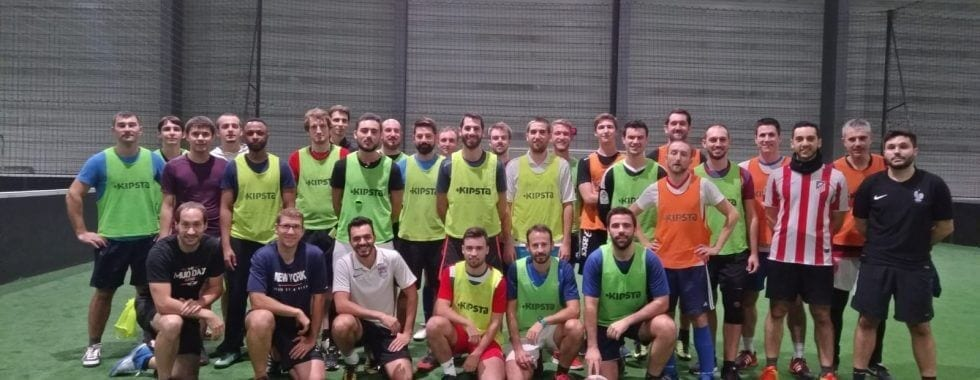 Toulouse Futsal Tournament Teams