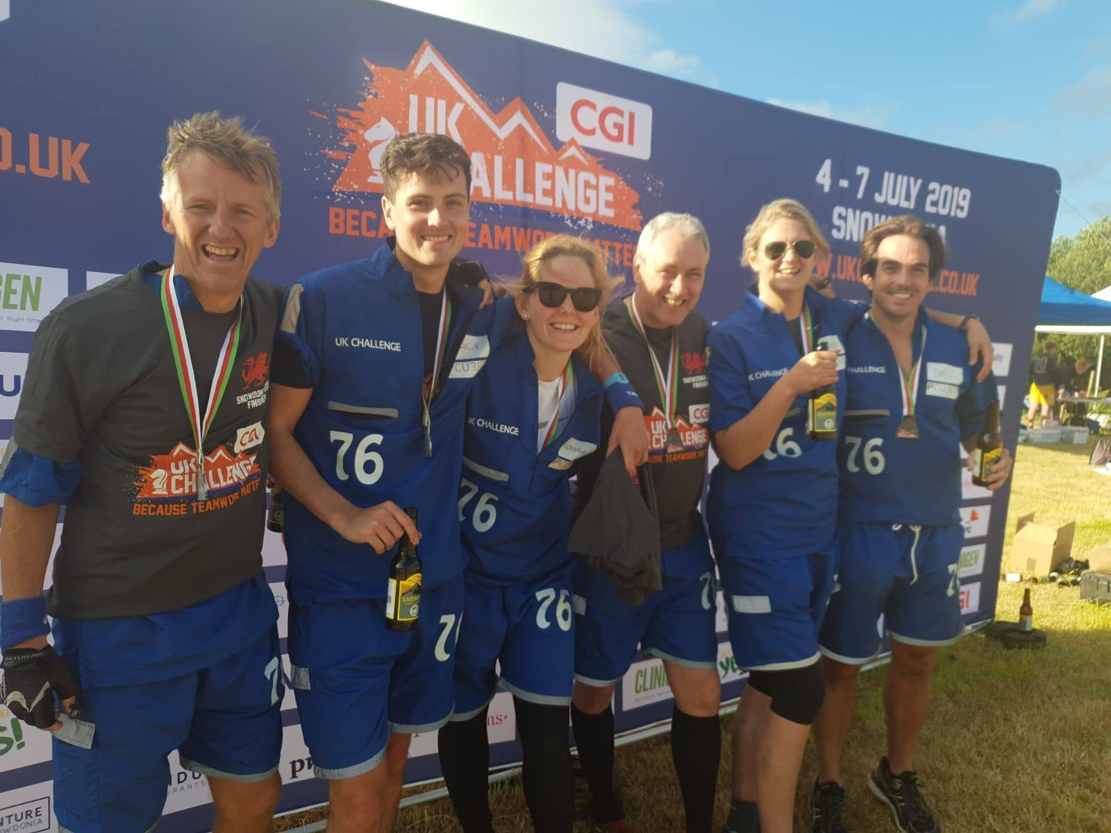 UK Challenge Team 2019