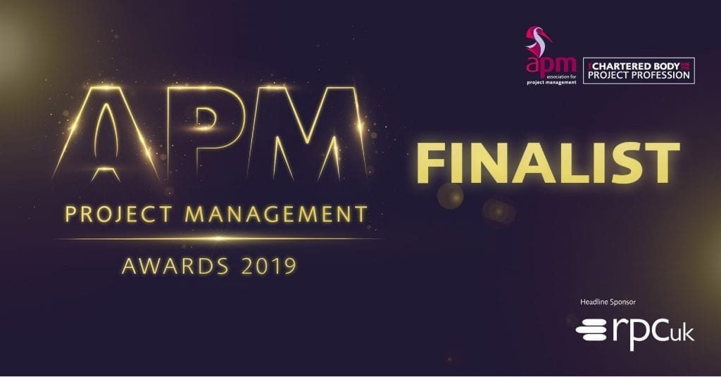 MI-GSO | PCUBED Finalists in the 2019 APM Awards