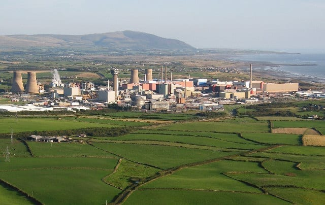 Sellafield Cumbria