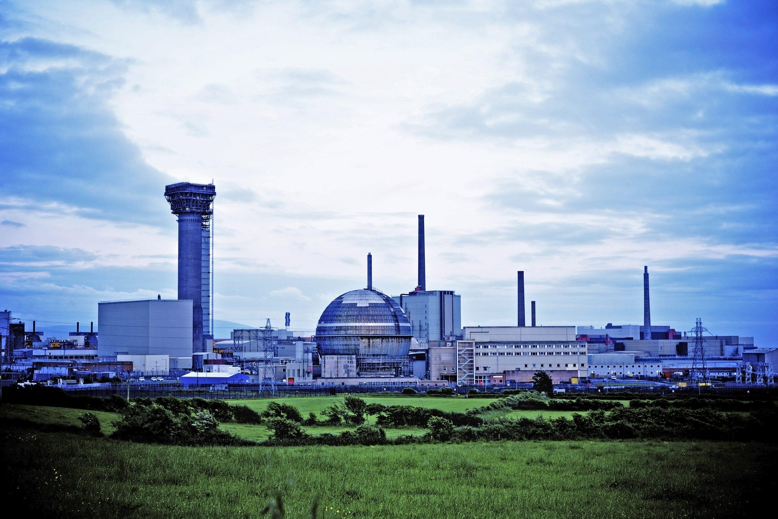 Sellafield Landscape