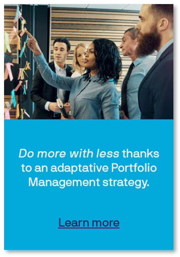 Do more with less thanks to an adaptative Portfolio Management strategy.