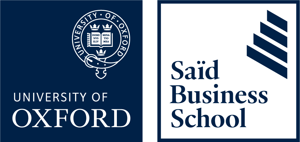 Oxford and Said Business School Logo