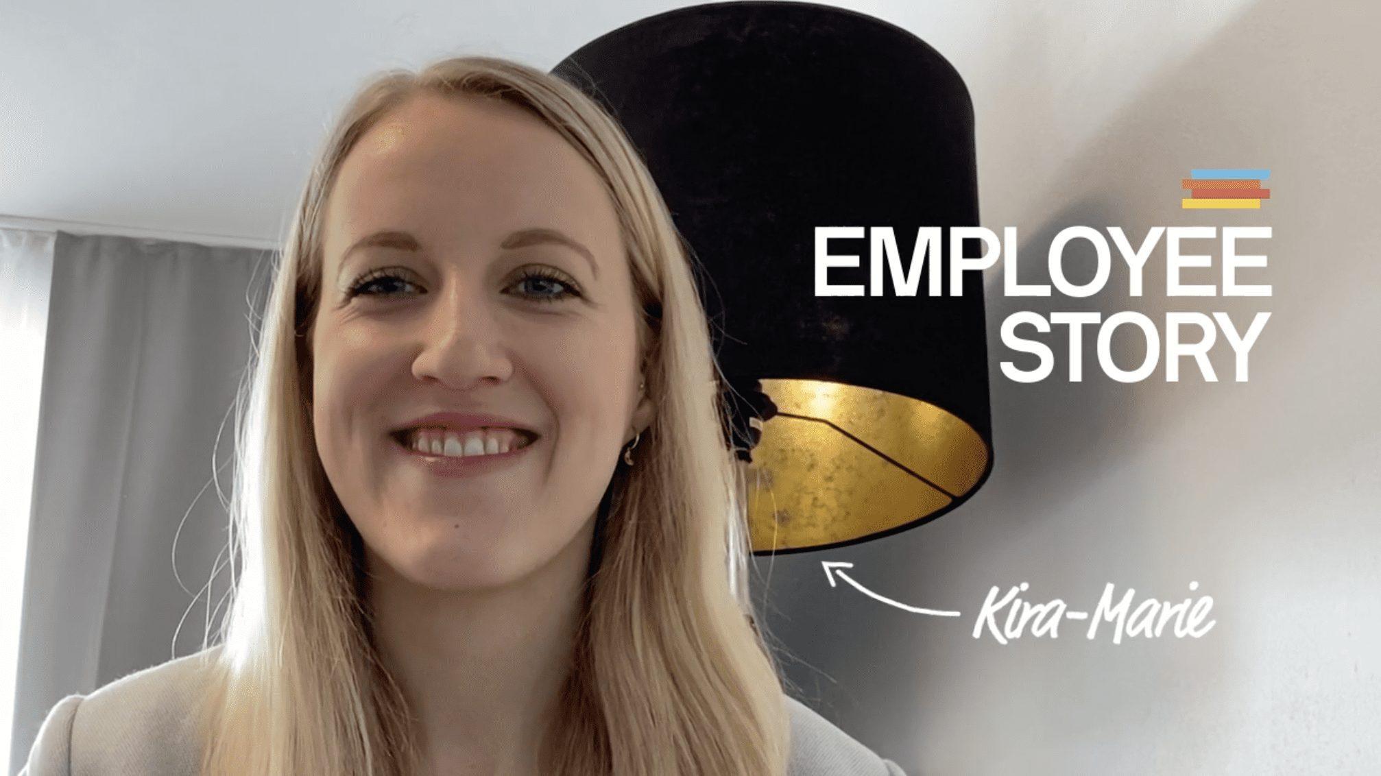 Kira-Marie Employee Story