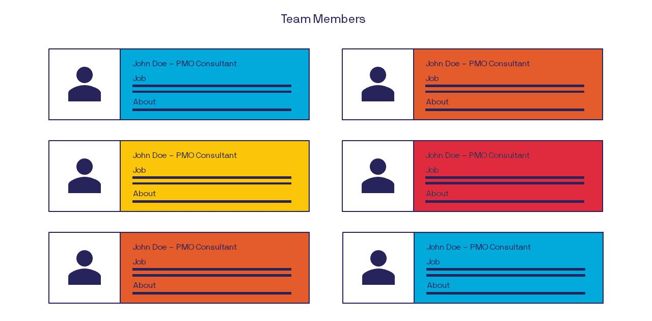 iObeya Team Members
