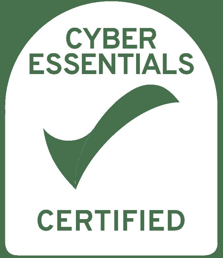 Cyberessentials logo white