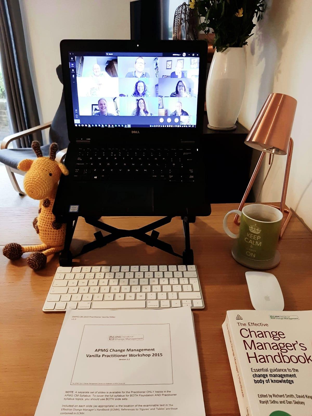 RSPB Change Management training