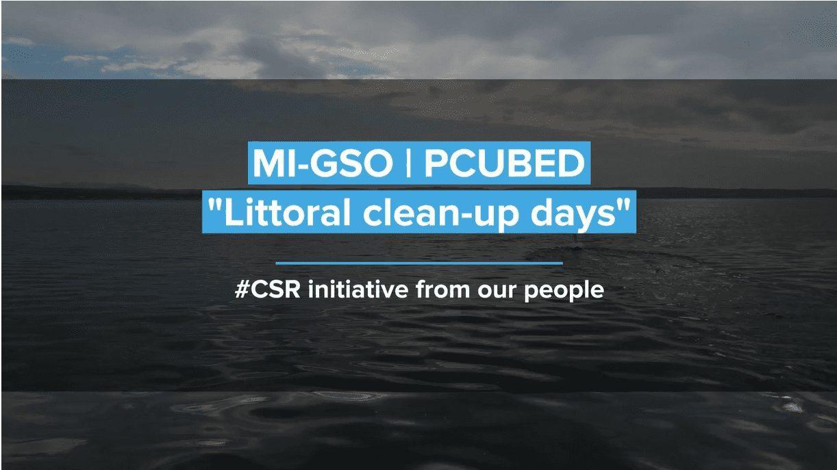 Littoral Clean-up days