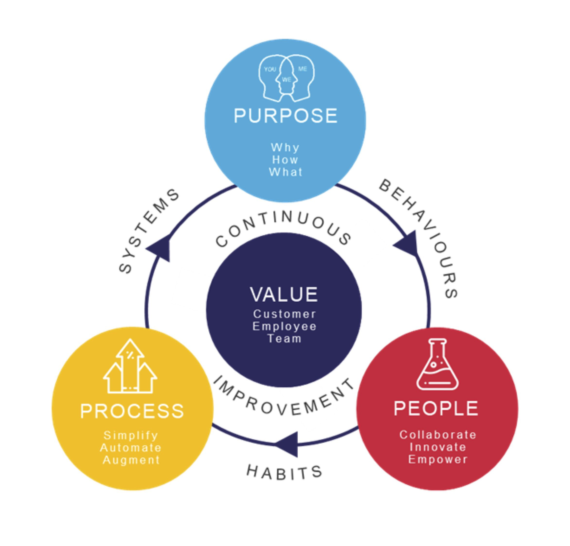Lean Innovation Purpose People Process